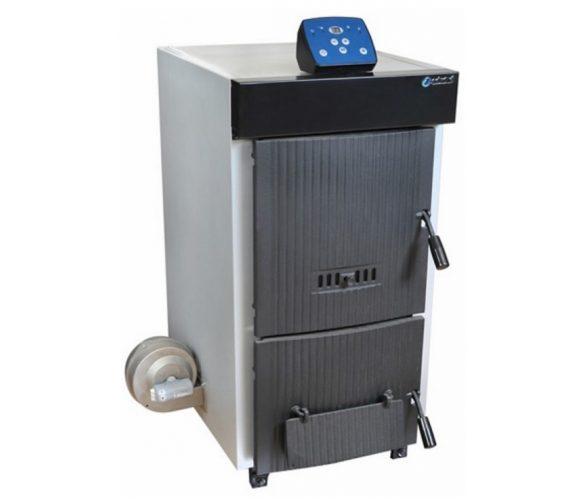 cazan fontă dunatech plus 45 kw cu ventilator
