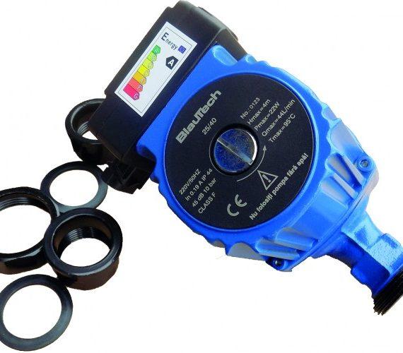 Pompa de circulatie 25/60 Blautech 130 mm