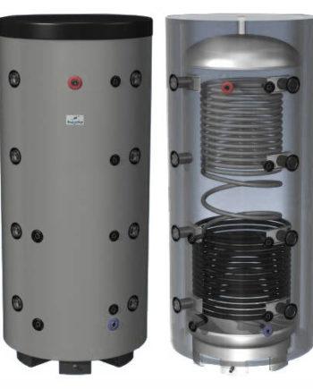 Rezervor acumulare Aquastic 1000 litri izolat cu preparare ACM