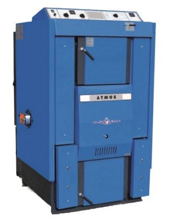 Cazan pe lemne cu gazeificare Atmos DC150S 150 kw
