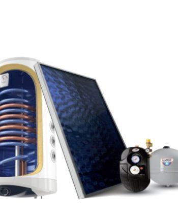 pachet solar cu colector