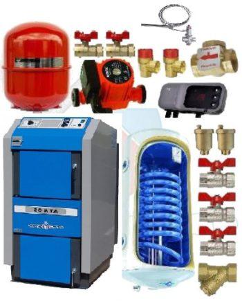 Atmos DC22S 22 kw cu boiler