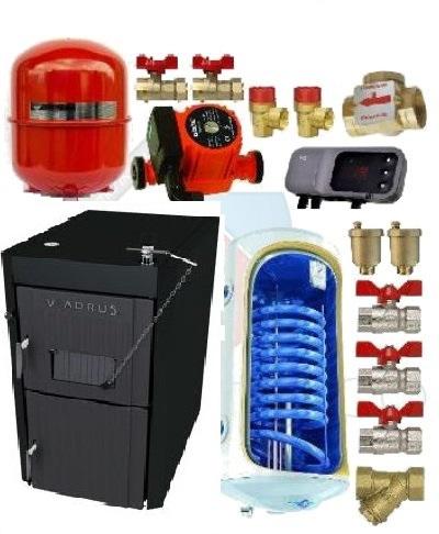 Viadrus U22 Economy 25 kw cu boiler
