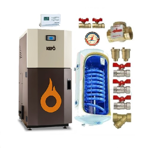 Kepo AC 25 kw cu boiler