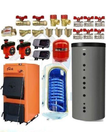 Ferroli Fsb Pro N 35 kw cu puffer
